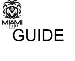 logo Miami club + GUIDE